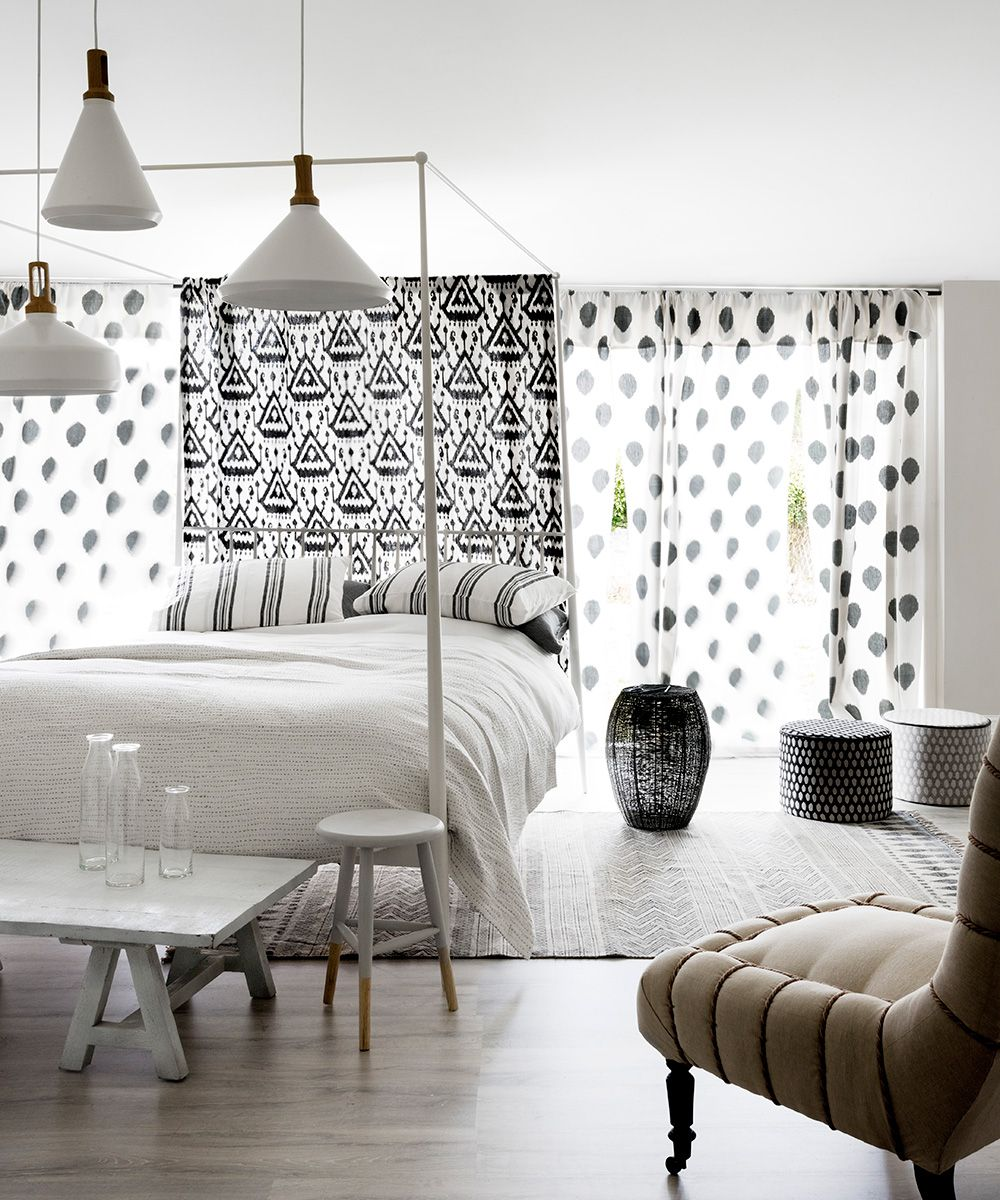 Browse these white bedroom ideas for a fresh, light and airy feel
