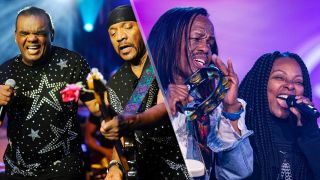 How to watch Verzuz: The Isley Brothers vs Earth, Wind & Fire