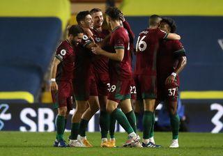Leeds United v Wolverhampton Wanderers – Premier League – Elland Road