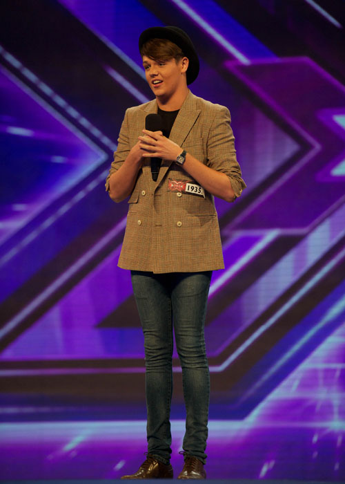 The X Factor: Second chance for John Wilding