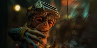 Babu Frik in Star Wars: The Rise of Skywalker