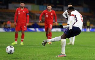 England U21 v Turkey U21 – UEFA Euro 2021 Under-21 Qualifying – Group 3 – Molineux