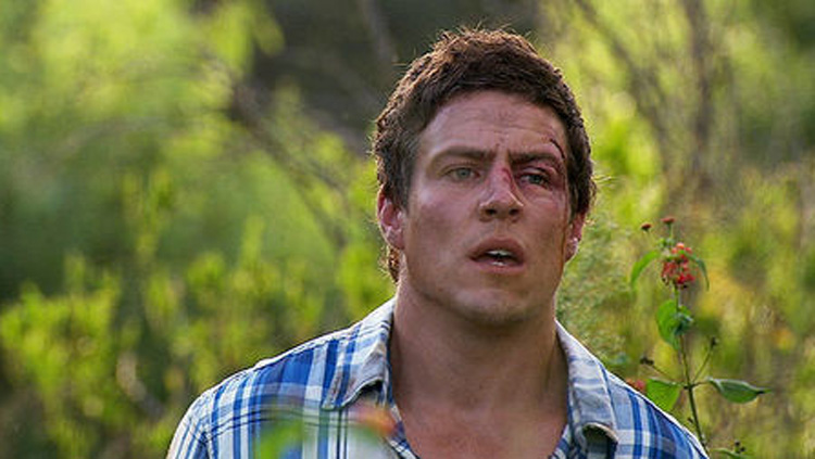 Beaten Brax is lost in the bush