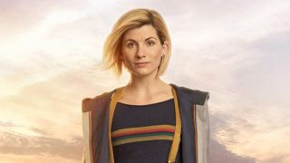 Jodie Whittaker as the new Doctor Who