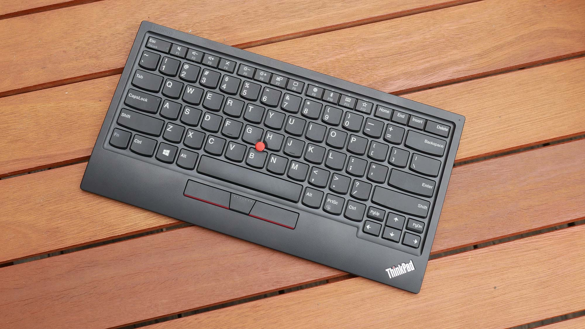 Lenovo Thinkpad Trackpoint Keyboard Ii Review Laptop Mag