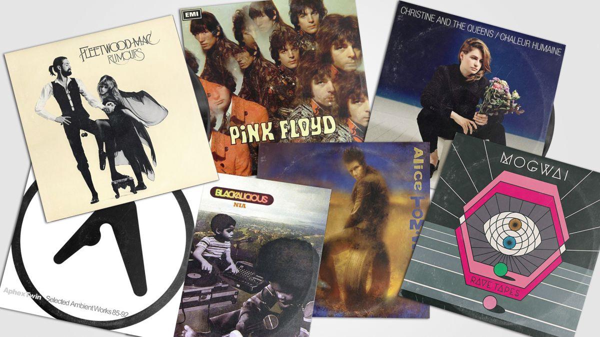 18 songs that sound their best on vinyl