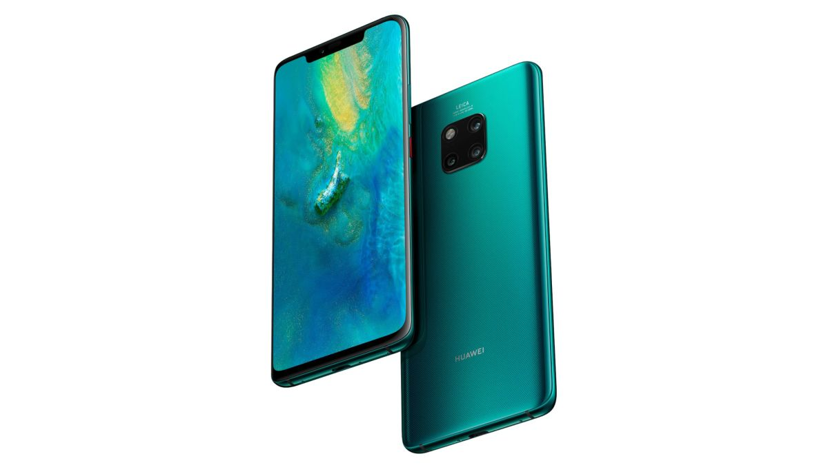 Huawei Mate 20 Pro review: a rapid, stunning, and feature-packed