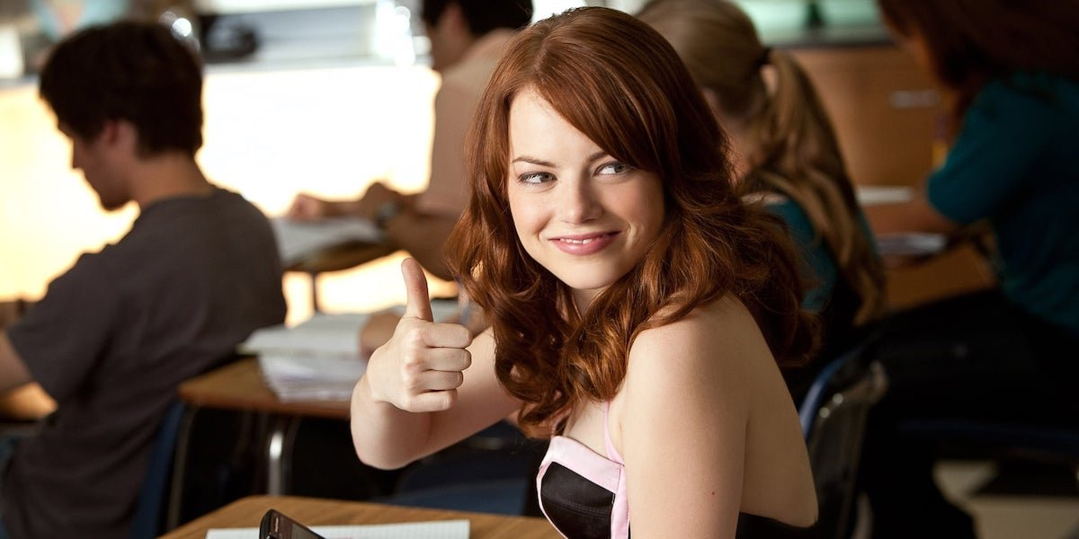 Emma Stone's Easy A: 6 Things