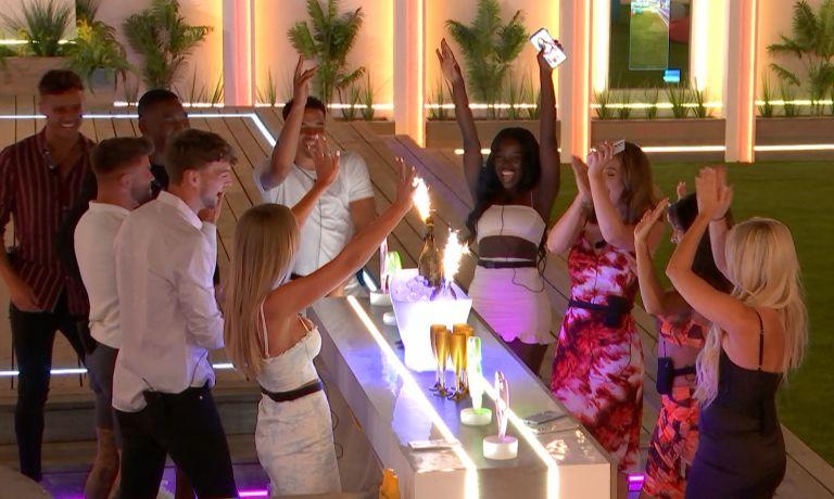 Love Island season 7, episode 1, ITV