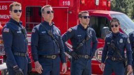 9-1-1 Showrunner Reveals Why One Firefighter Was Missing From The Season 5 Premiere