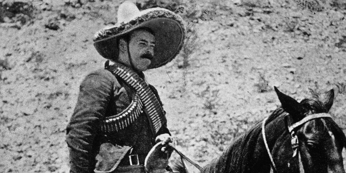 Pancho Villa in The Life of General Villa