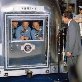 Apollo 11 Moon Landing Had a Plan for Lunar Germs — But Video Clip Reveals a Big Flaw