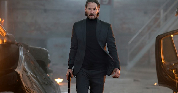 John Wick Review with Keanu Reeves action