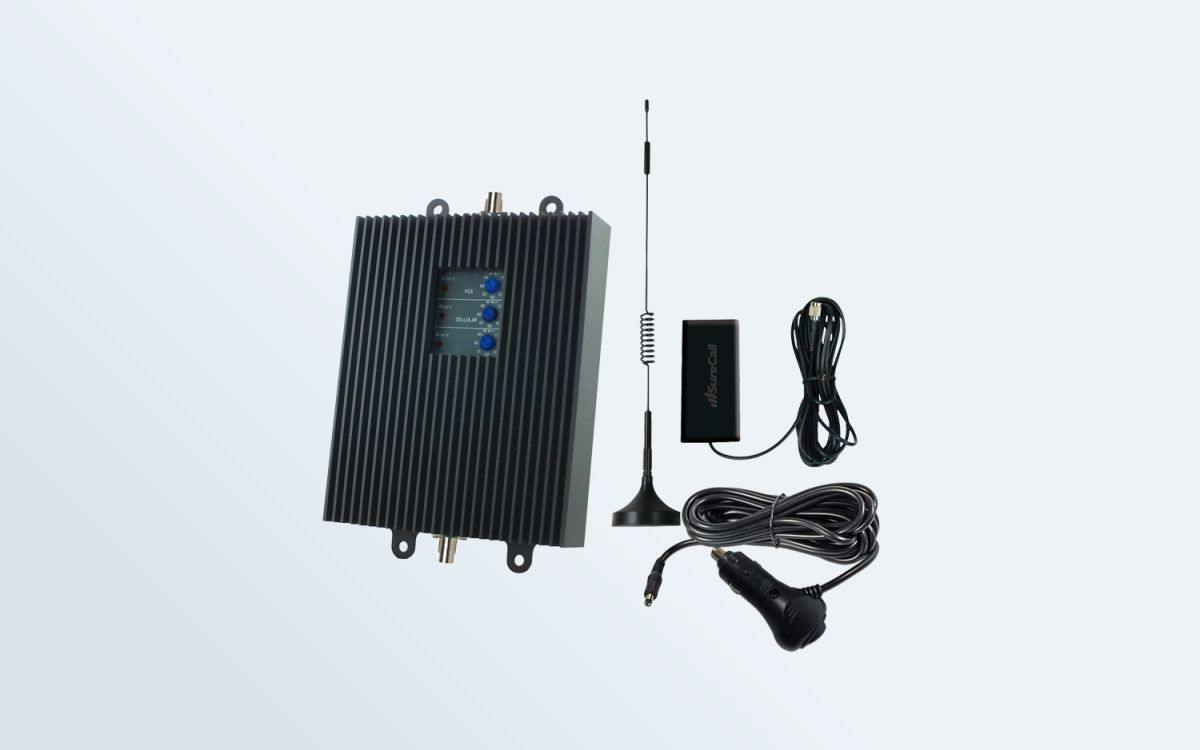 Best Cell Phone Signal Boosters 2019 - Home, Car Booster