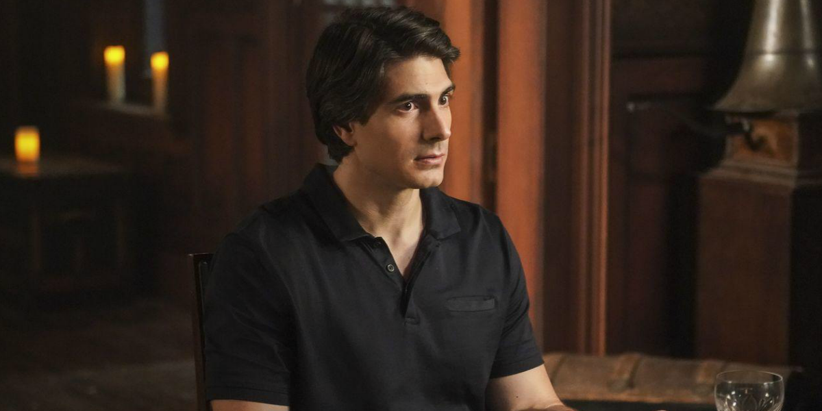 Wow, Legends Of Tomorrow's Brandon Routh Didn't Want To Leave The Show