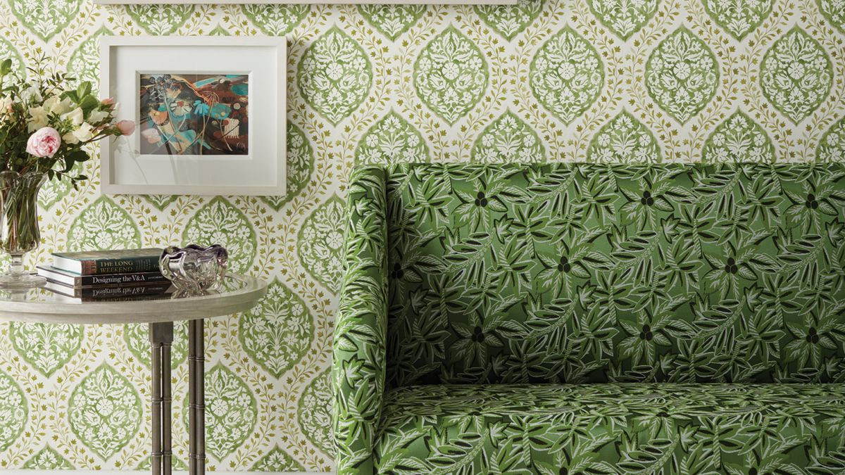Nina Campbell reveals how to use green in interiors – and what to avoid