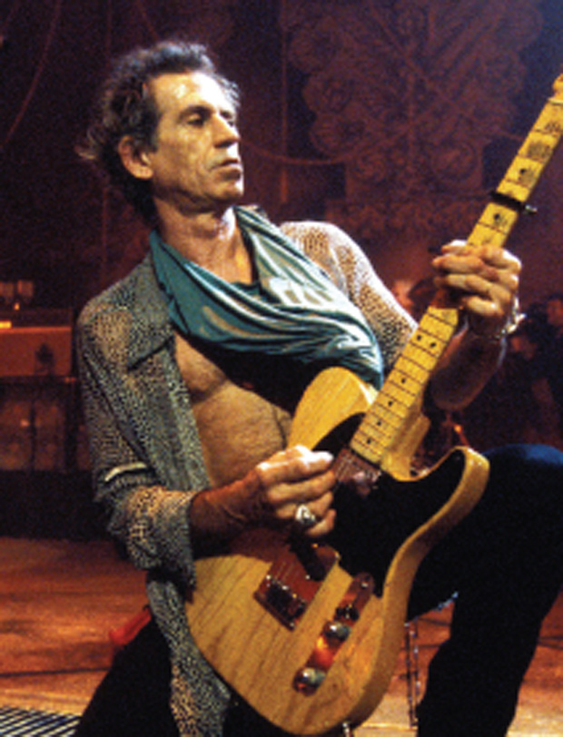 How To Sound Like Your Heroes Keith Richards Guitarworld