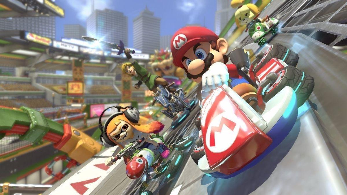 Mario Kart Tour promo image