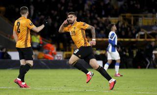 Wolverhampton Wanderers v Espanyol – UEFA Europa League – Round of 32 – First Leg – Molineux