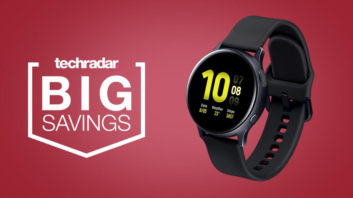 Samsung Galaxy Watch deals: save on Active 2 smartwatches this weekend - TechRadar