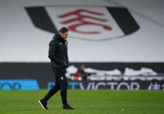Fulham v Southampton – Premier League – Craven Cottage