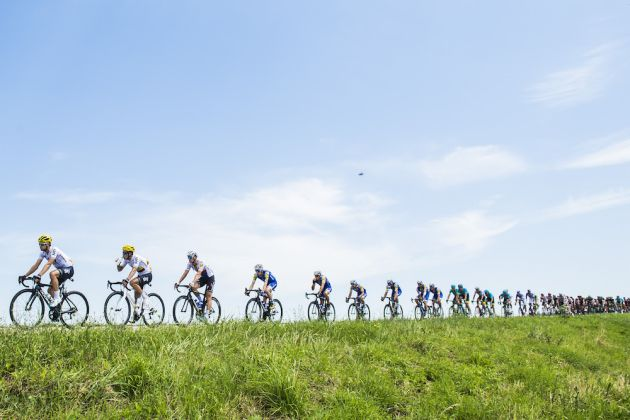 Unusual Tour de France stage keeps Porte and Froome on their toes