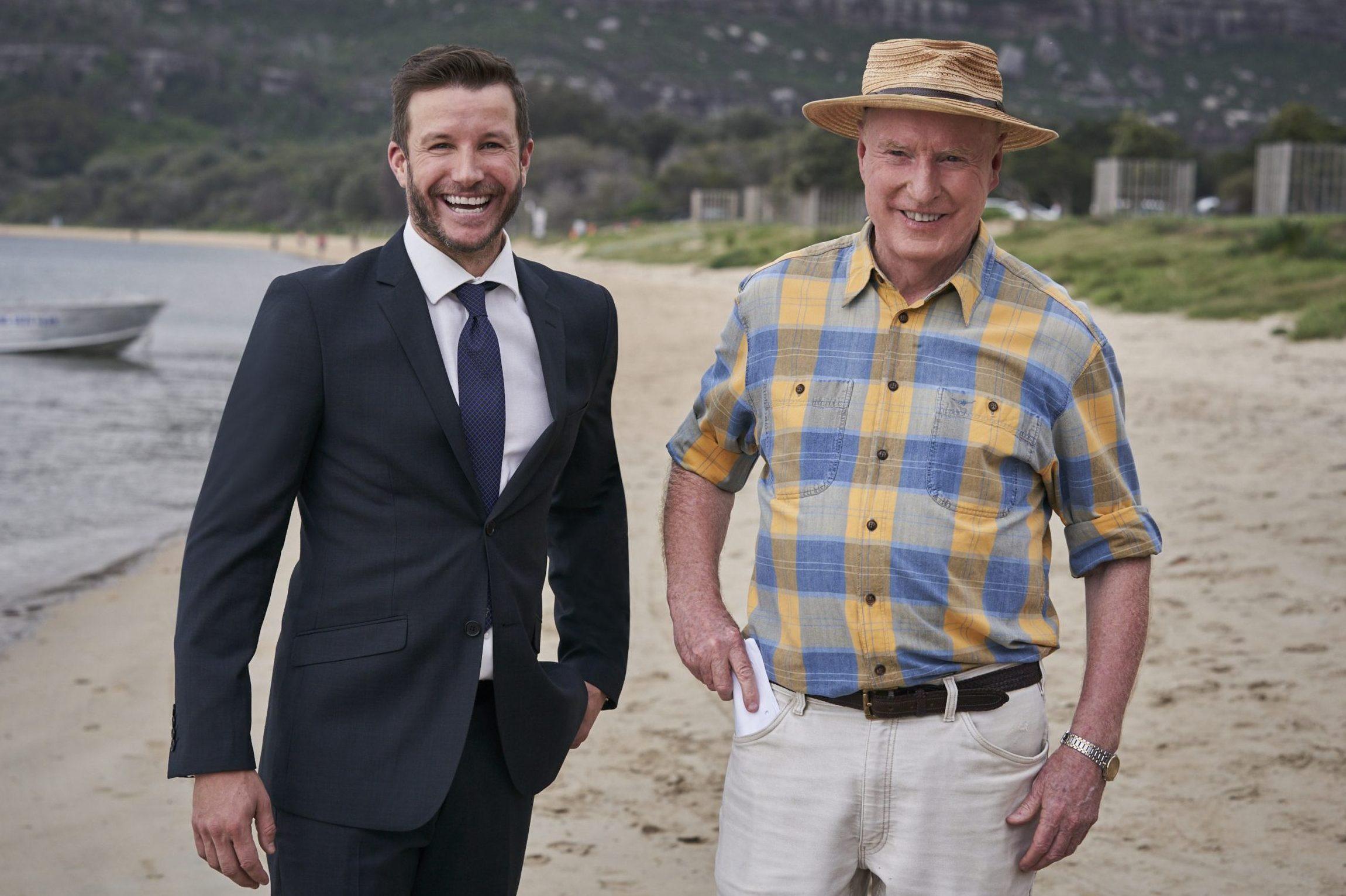 Luke Jacobz ha regresado a Summer Bay como Angelo Rosetta (Canal 5 / Siete).