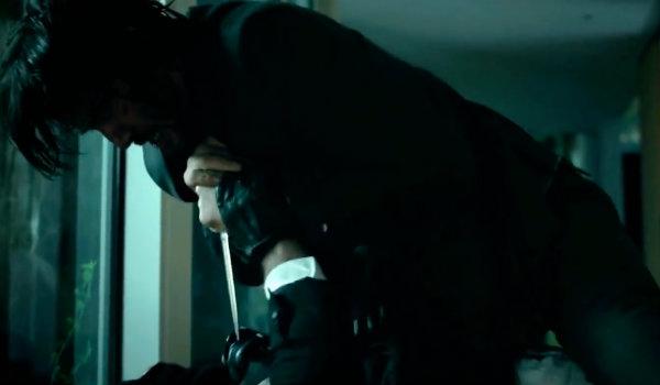 John Wick Keanu Reeves Knife Kill