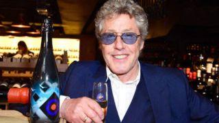 Roger Daltry champagne