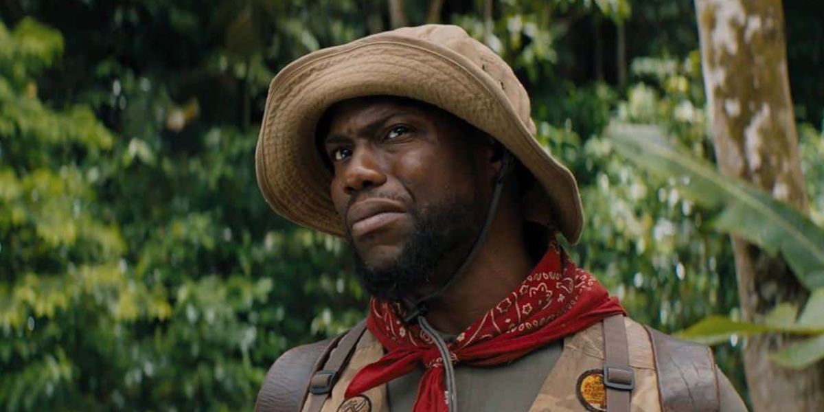 kevin hart jumanji the lost level