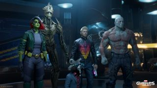 Marvel's Guardians of the Galaxy preview