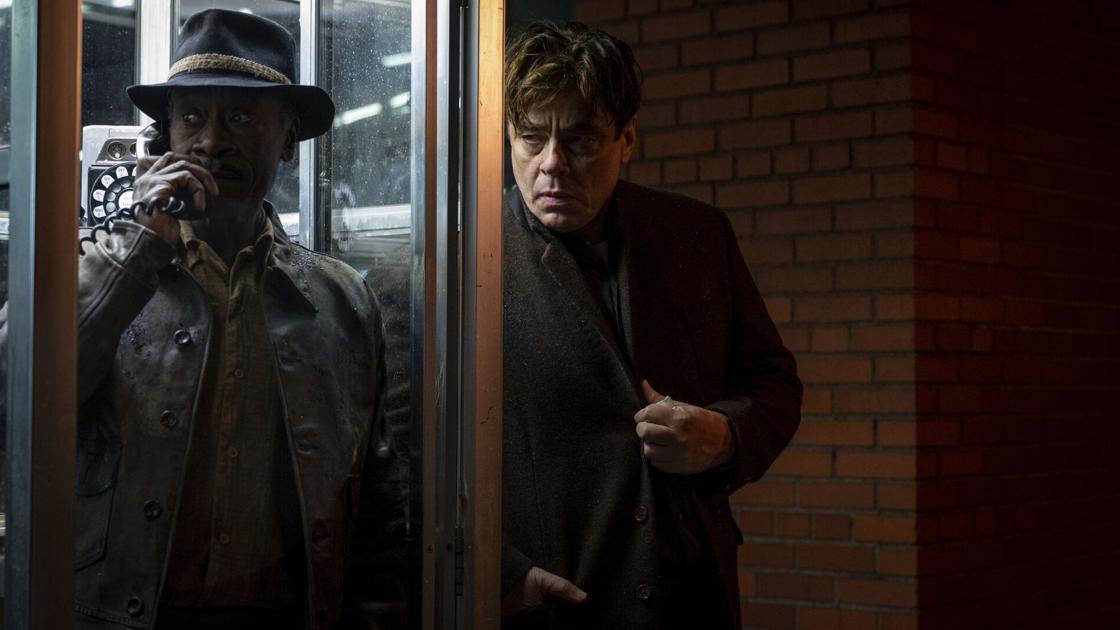 Don Cheadle y Benicio Del Toro en