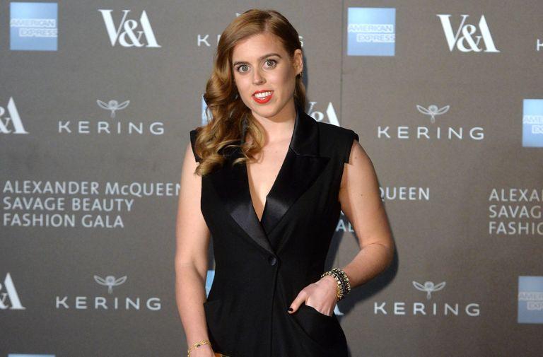princess beatrice engagement ring duchess meghan kate favourite designer