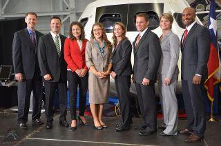 NASA's 2013 Astronaut Candidates