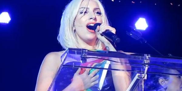 Gaga 2013 Pride