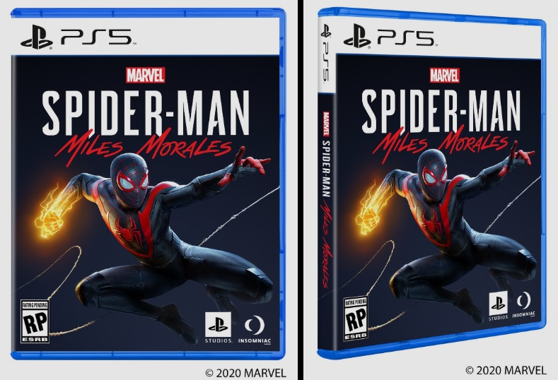 Ps5 Box Art Revealed Here S How Next Gen Playstation Games Will