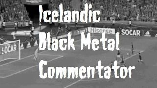 Icelandic black metal commentator