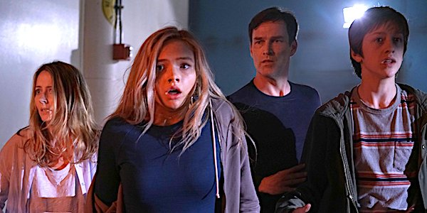the gifted family scared