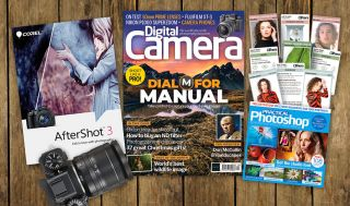 Digital Camera's December 2018 issue is on sale now, and comes with 13 amazing gifts