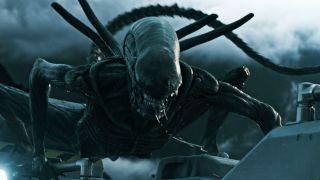 A Xenomorph in 'Alien: Covenant'.