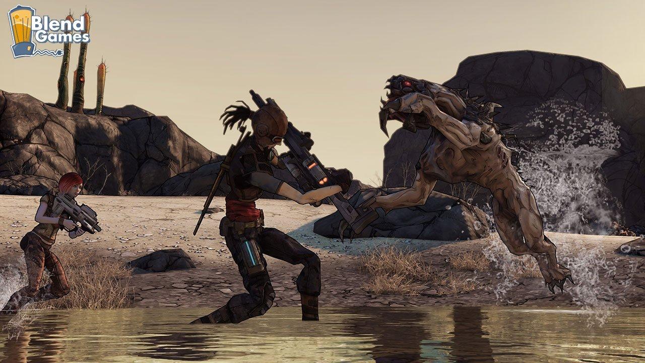Borderlands New Screenshots Features Female Genitalia?  #7310