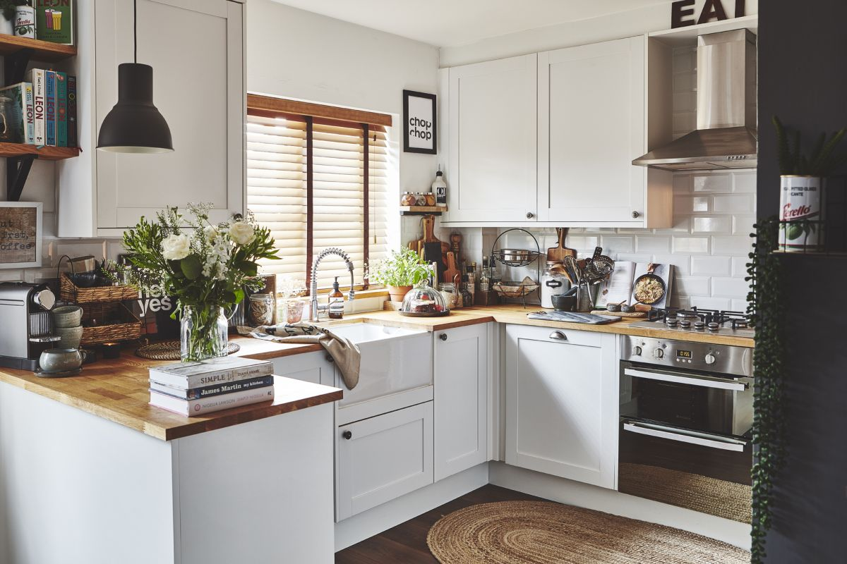 Small kitchen ideas: 14 ways to beautifully enhance your ...