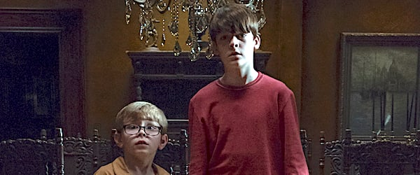 steven and luke haunting of hill house tv show