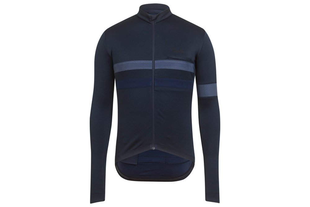 Rapha Brevet Long Sleeve Jersey Review Cycling Weekly