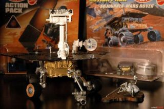 No One Toys With NASA's Phoenix Mars Lander