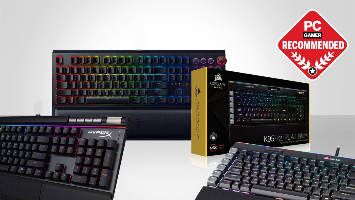 The Best Mechanical Keyboards In 2020 Pc Gamer