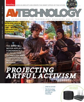 AV Technology Digital Edition April 2018