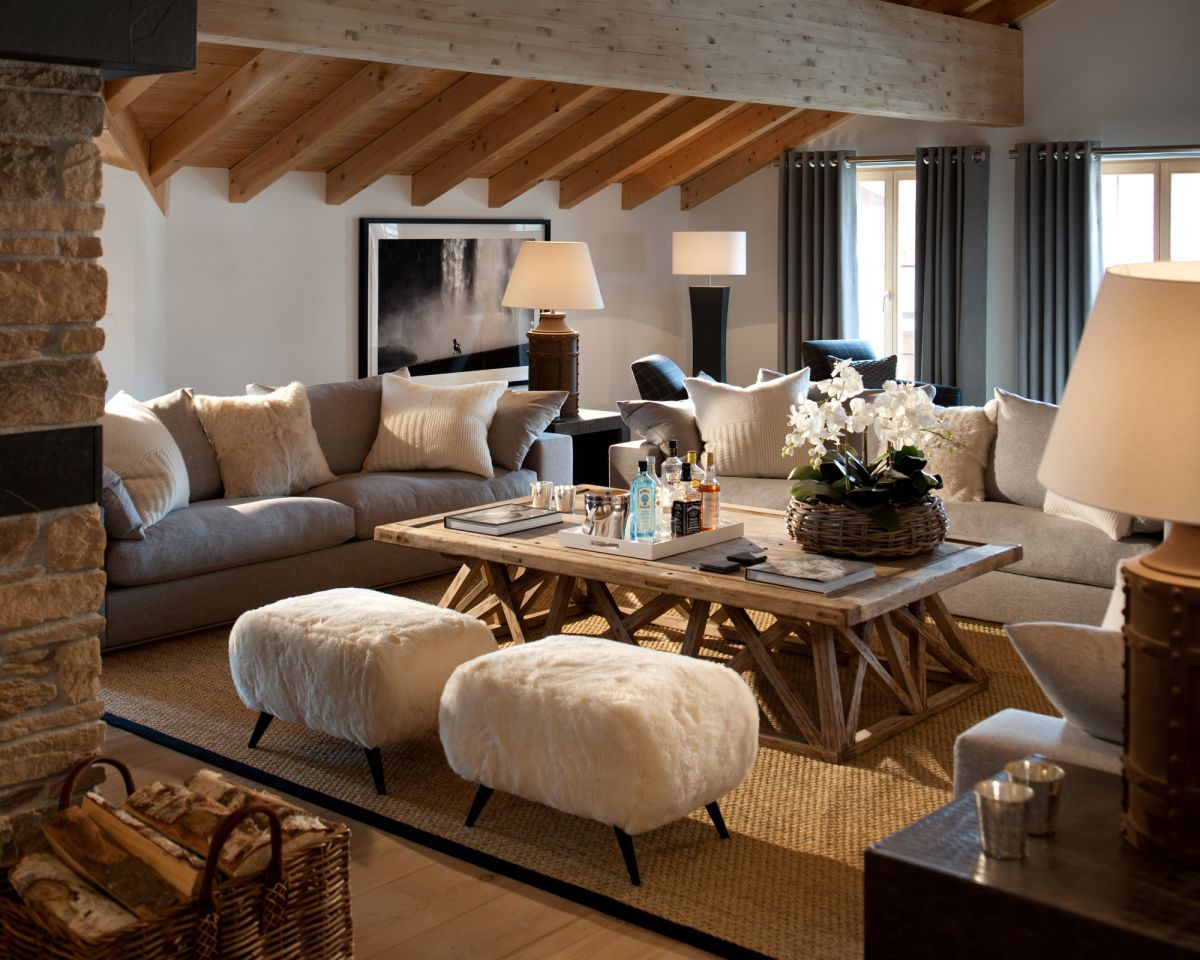 Cozy living room ideas - hibernate at home in a comfy ...