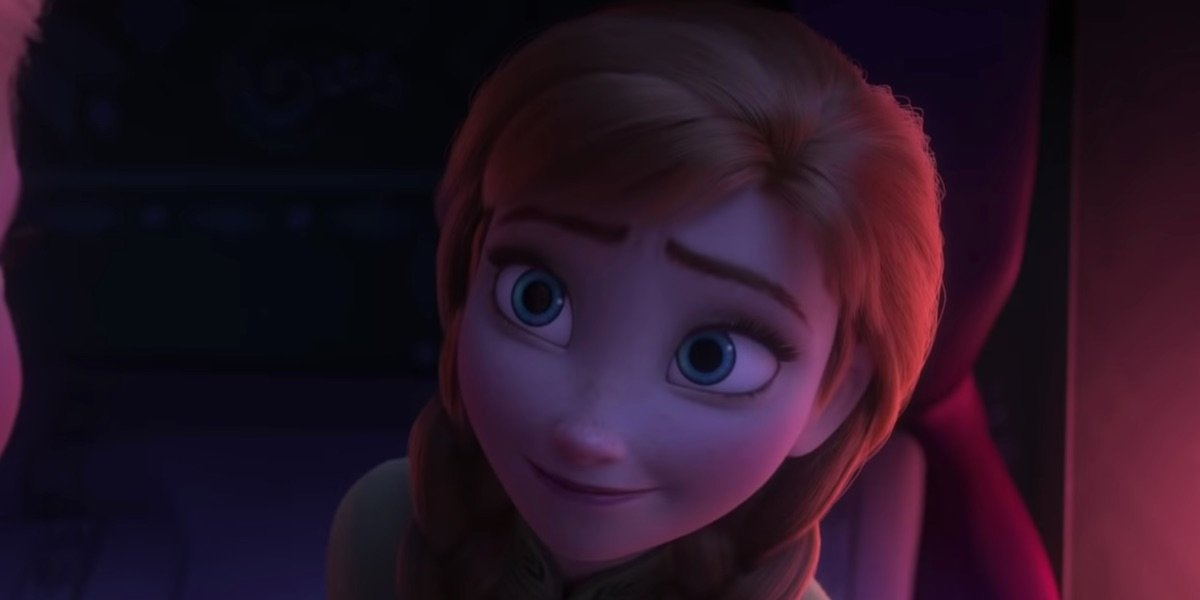 Hear Frozen II's New Song For Elsa