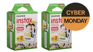 Fujifilm Instax Mini film Cyber Monday deals